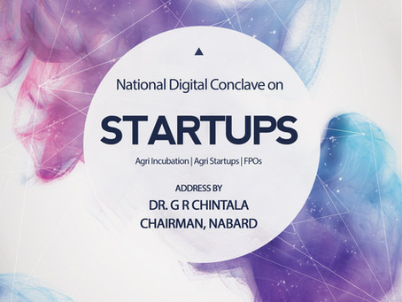 """""""National Digital Conclave on Startups"""""""