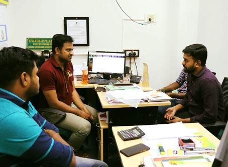 An IT Employee Visited MABIF