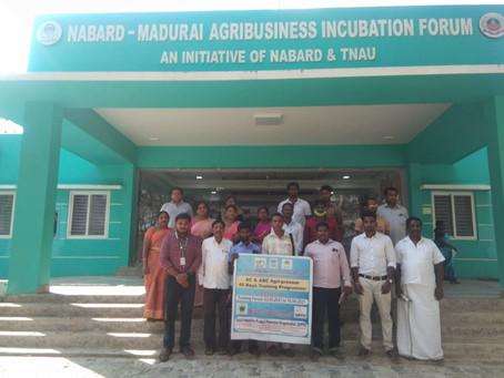 Entrepreneurs visited MABIF