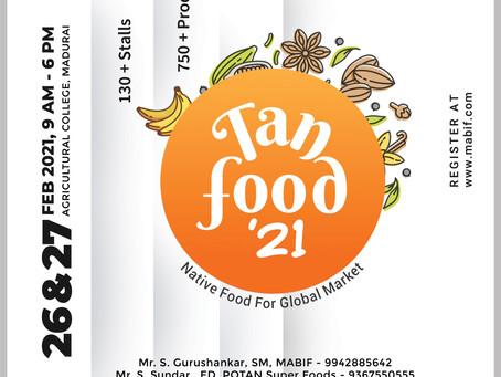 TAN FOOD'21 EXPO