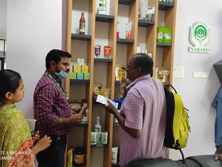 M/s Arul Foods visited MABIF