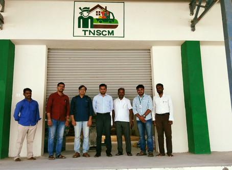 MABIF visited Ramnad Mundu Chilly Producer Company Limited