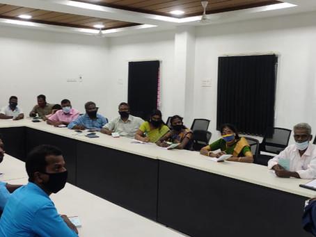 Nanjil Nadu Kani Tribal Farmer Producer Company visited MABIF