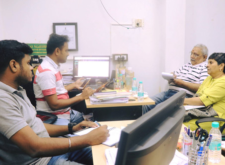 M/s. Uttam Biotech Pvt Ltd, Mumbai visited MABIF