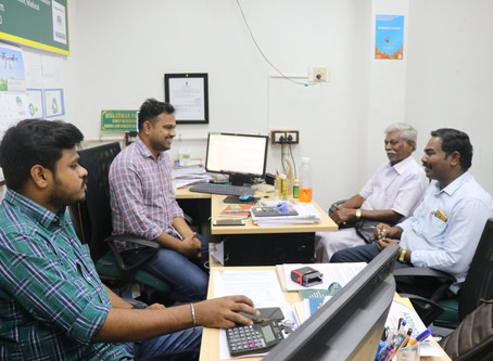 Trichy Pasumai GPC CEO and BoD visited MABIF
