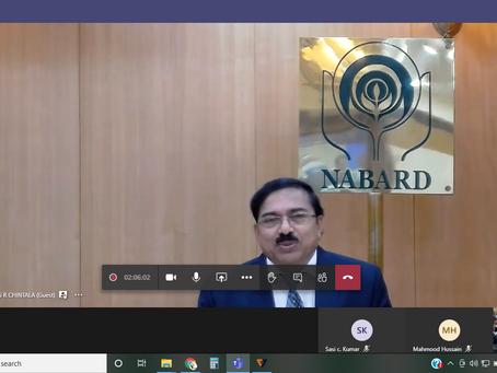 OFDD Zonal Review Meet of NABARD