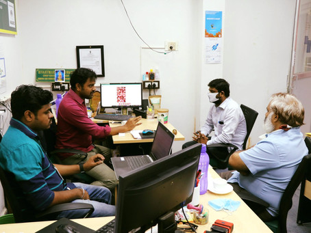 An entrepreneur from Sivakasi visited MABIF
