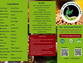 Nextgen Sprouted Health Mix