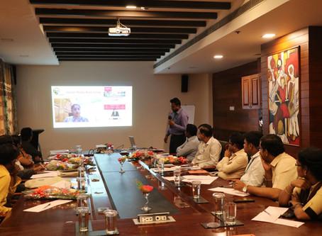 Review Meeting of MABIF