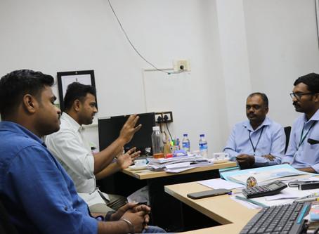 HoDs of Institute of Social Sciences visited MABIF