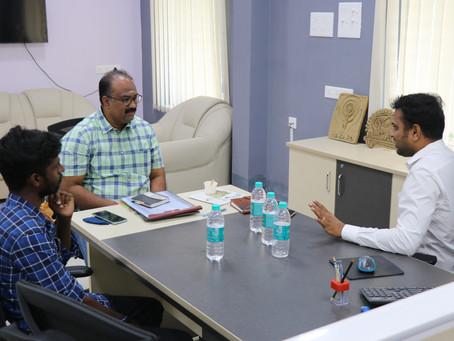 M/s Sri Kelaa Fruits visited MABIF
