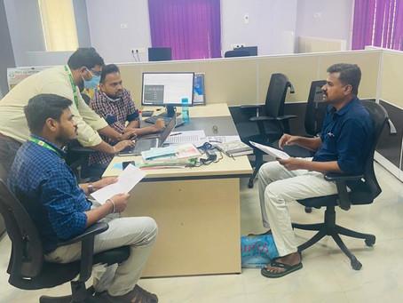 M/s Dhaanyas Natural Products, Madurai visited MABIF