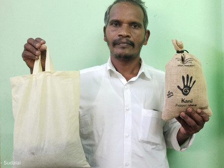 MABIF hands to Kani Tribes !