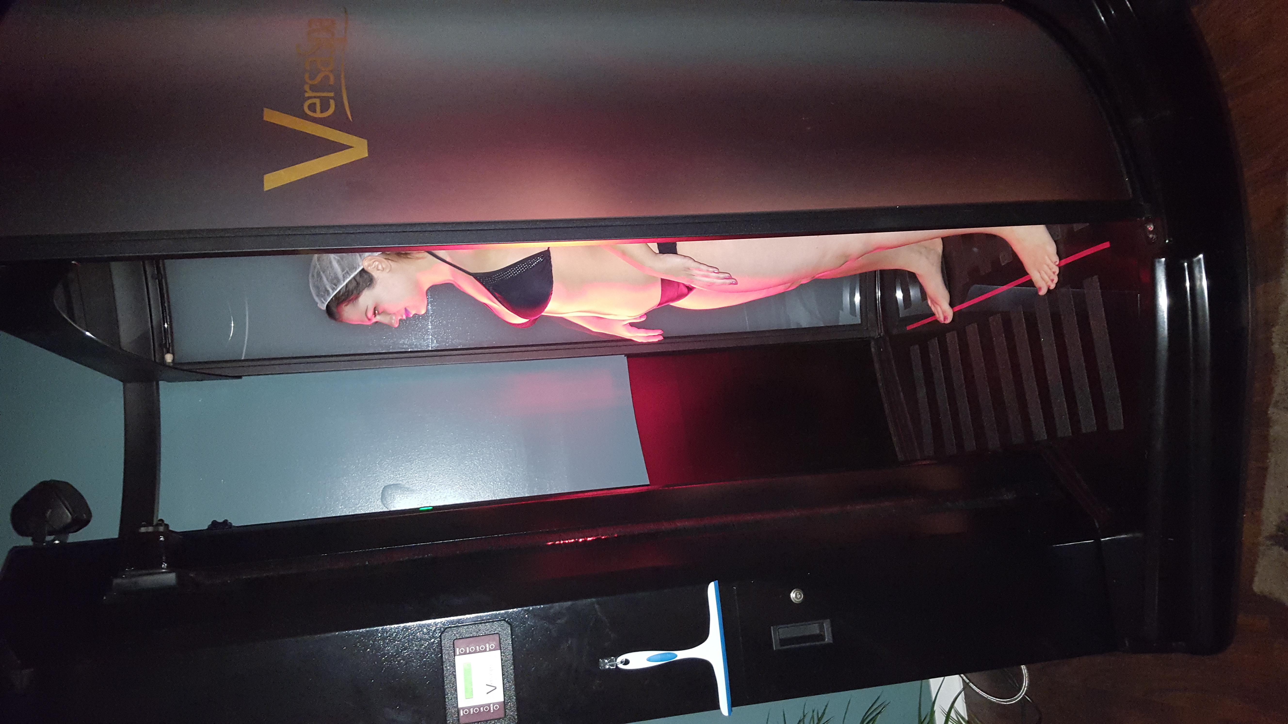 Versa Spa Spray Booth