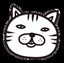 猫顔_イラスト