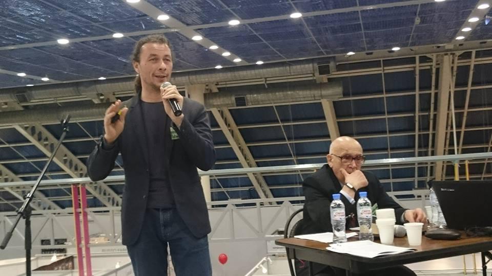 Генеральный директор Института органического сельского хозяйства Иван Гараев