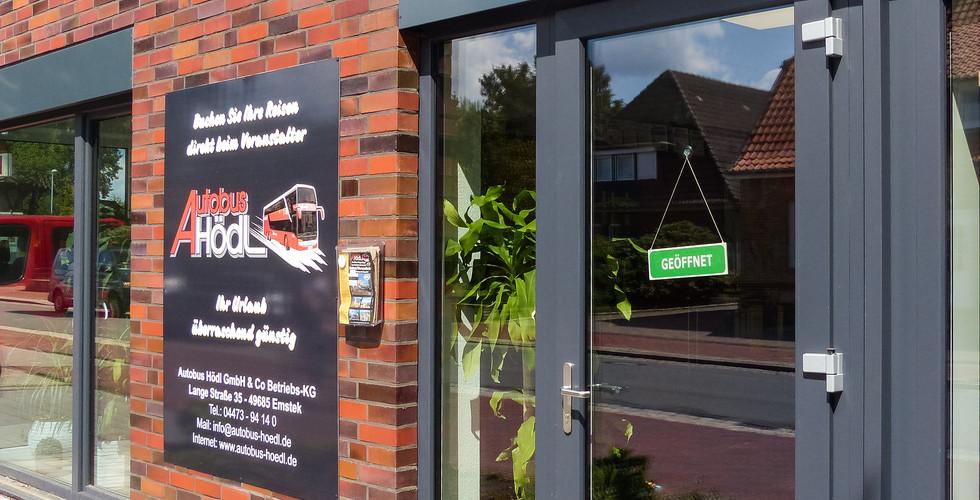 Unser Büro in Emstek