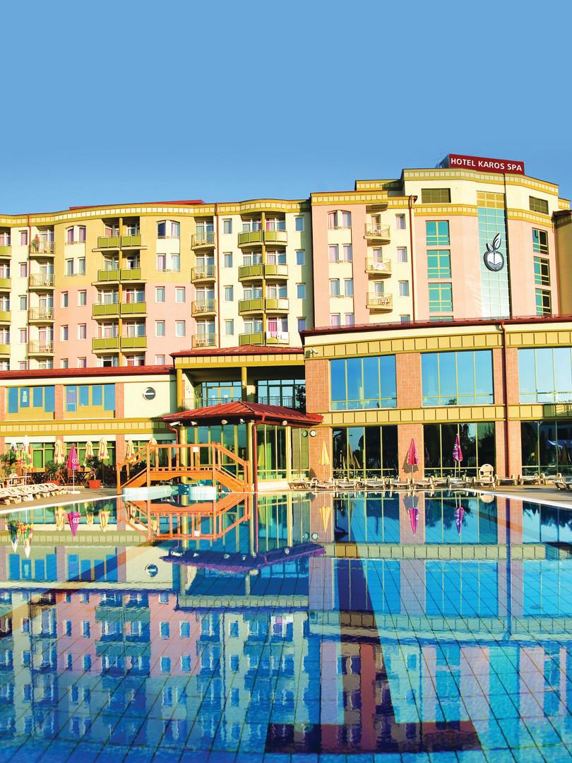 Hotel Karos Spa 4 Sterne Superior
