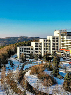 3 Sterne Superior Ahorn Berghotel Friedrichroda