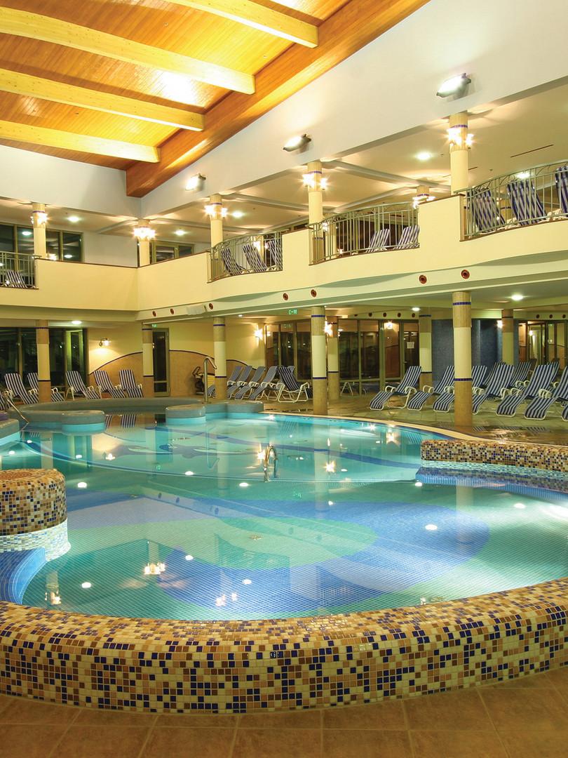Hotel-Hallenbad