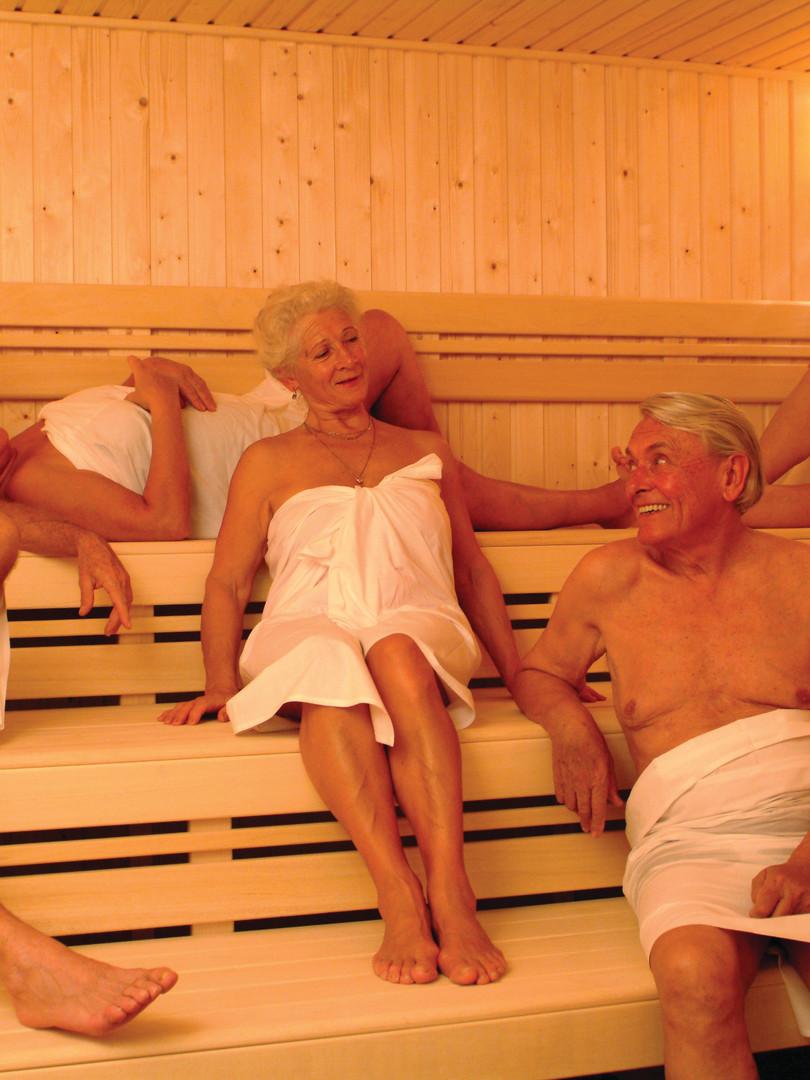 Bad Zalakaros Kur Sauna