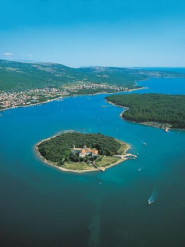 Kroatien Rabac