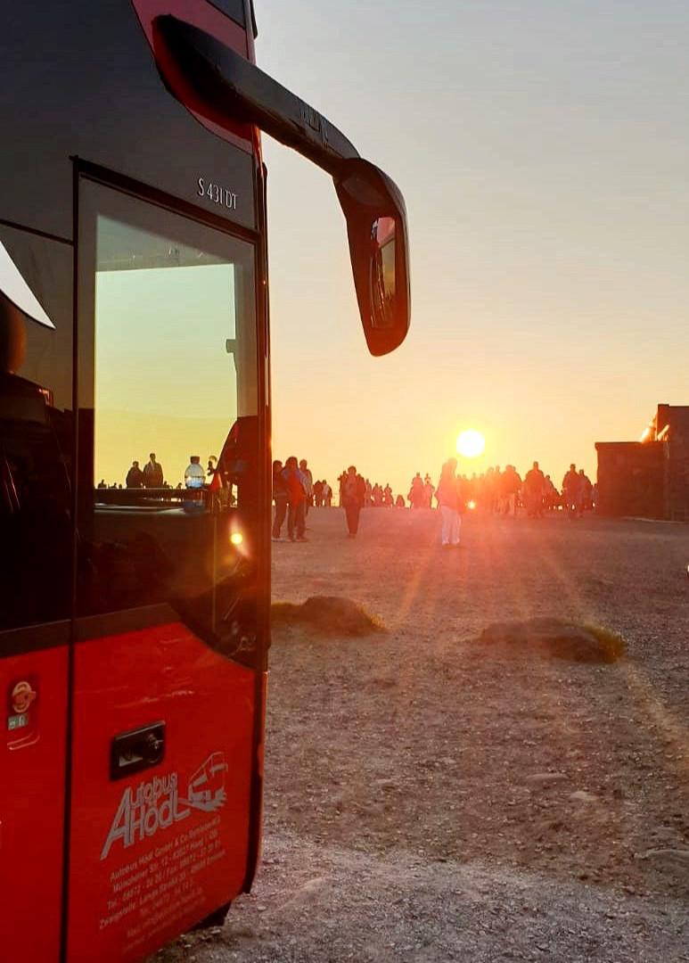 Urlaub mit unseren Fernreise-Bussen