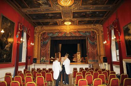 Chatsworth House Theatre