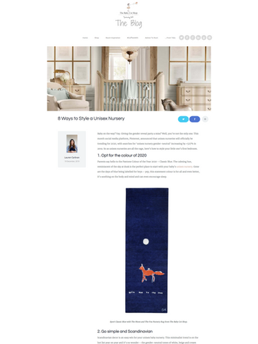 8 ways to style a unisex nursery - The Baby Cot Shop blog.jpg