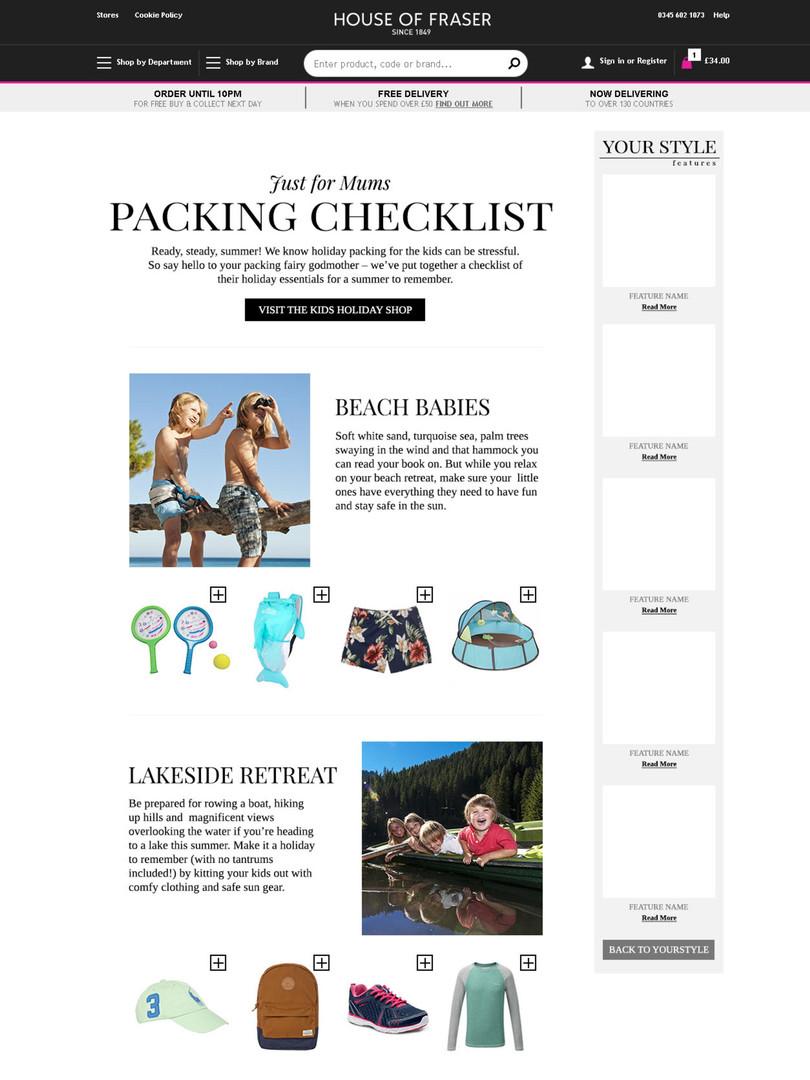 Kids holiday packing - House of Fraser.jpg