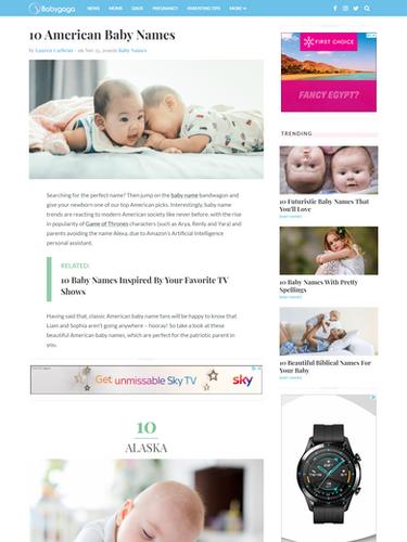 10 American baby names - BabyGaga.jpg