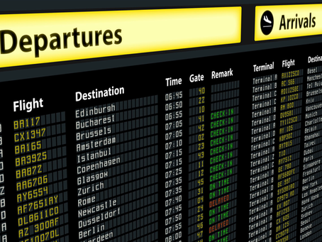Airport  Procedures with Apple Vacations and Funjet Vacations