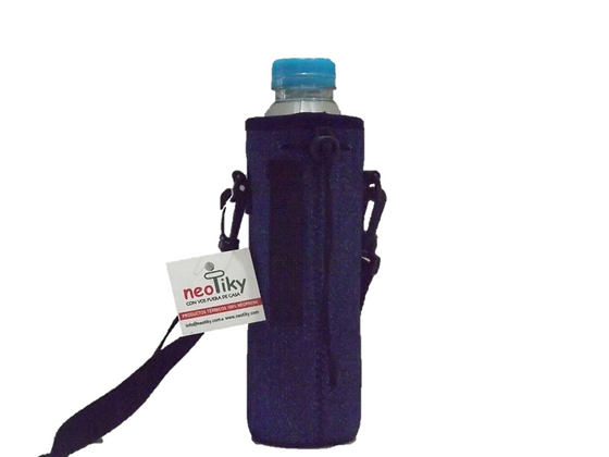 Porta Botellita 600ml Jean