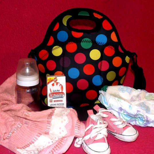 Bolsos para las cosas de tu bebé