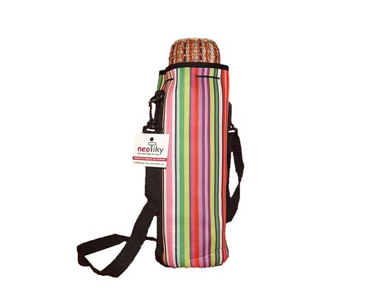 Porta Termo/Botella 2000ml Multicolor