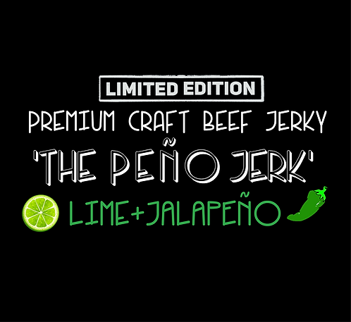 'The Peño Jerk' (GF) 1kg