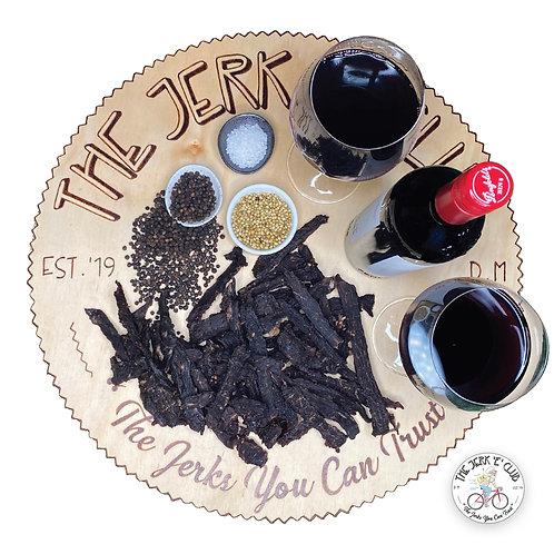 🍷'The Vino Jerk' (GF) 1kg