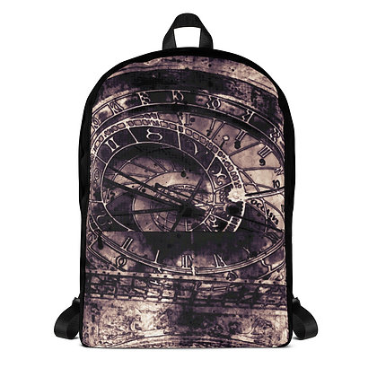 Backpack Astro Clock