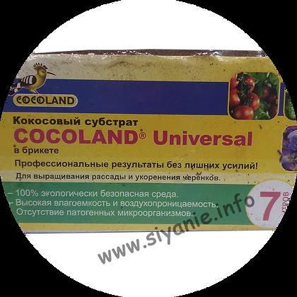 Cocoland кокосовый субстрат купить