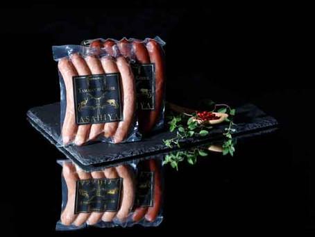 朝日屋さんのジビエ・鹿肉絹挽きウィンナーの栄養成分 ヘルシーさに驚愕