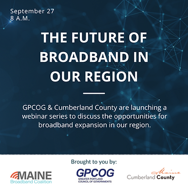 The Future of Broadband in Our Region