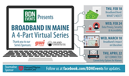 BDN Broadband in Maine: Get Connected — What Are the Connectivity Options Available for Mainers