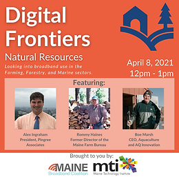 Digital Frontiers: Natural Resources
