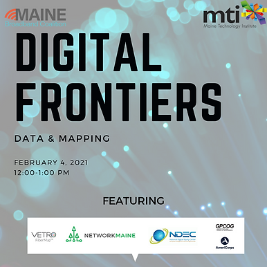 Digital Frontiers: Data & Mapping