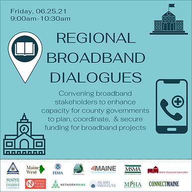 Regional Broadband Dialogues Kick Off Event