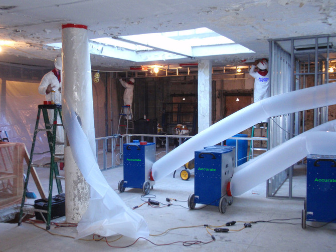 Accurate Restoration Services - We are the leaders to all water damage to your home or business. Cal