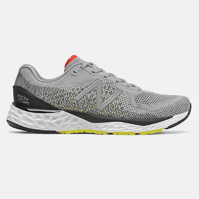 Men's 880v10 Gray/Black