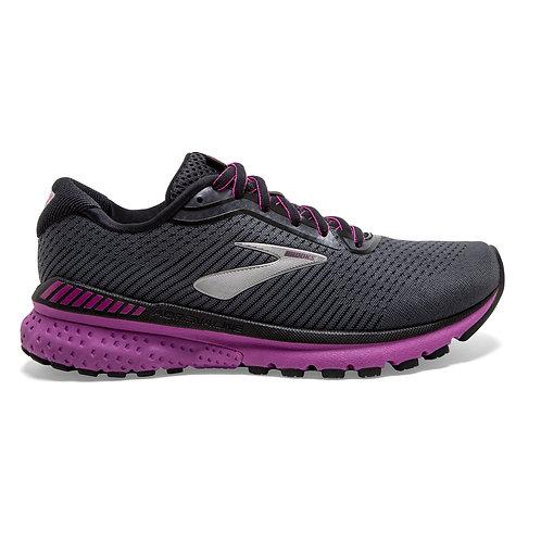 Women's Adrenaline 20 Black/Purple