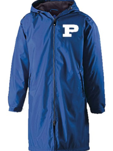 Poland Blue Team Jacket 1