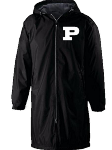 Poland Black Team Jacket 1